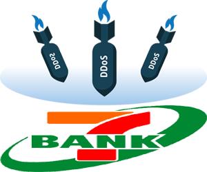 セブン銀行 DDoS攻撃
