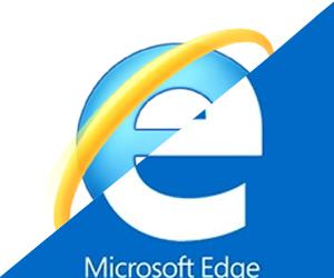 Windows 10 規定ブラウザ Edge IE