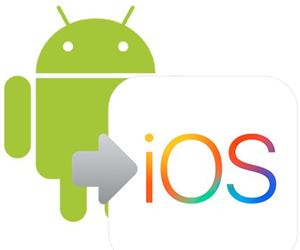 iOS 移行 Android アプリ Move to iOS