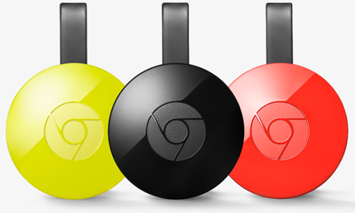 Chromecast 2 Audio