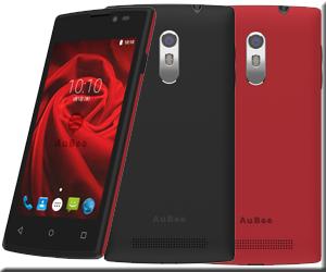 NTTレゾナント AuBee smartphone elm