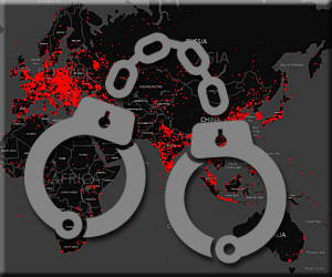 DDoS攻撃 摘発 警視庁 ユーロポール