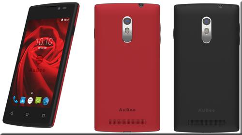 NTTレゾナント AuBee smartphone elm.