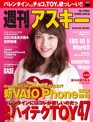 週刊アスキー №1065