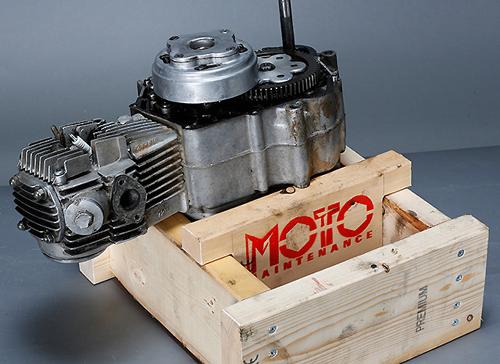BikeBros バイクブロス 通販 モトメンテナンス 木製 エンジン作業台
