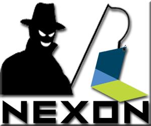 NEXON ネクソン 新手 フィッシングメール フィッシングサイト 偽メール 偽サイト