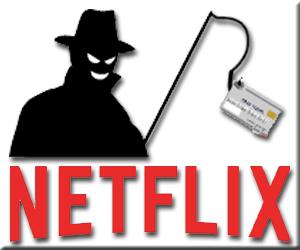 Netflix フィッシングメール フィッシングサイト クレジットカード 前回の支払いに 問題 アカウントが 保留